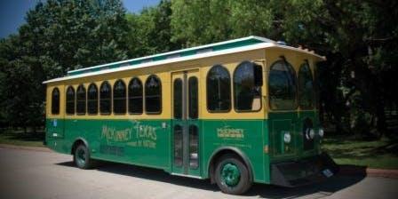 Bad Boys and Desperados  McKinney Historic District Trolley Tour