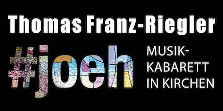 #joeh Kirchentour Niederösterreich-Premiere, Amstetten tickets