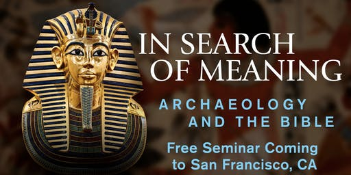 Archaeology and the Bible Seminar