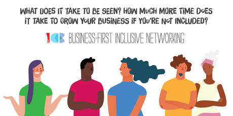 September 2019 1CB Business First Inclusive Networking tickets