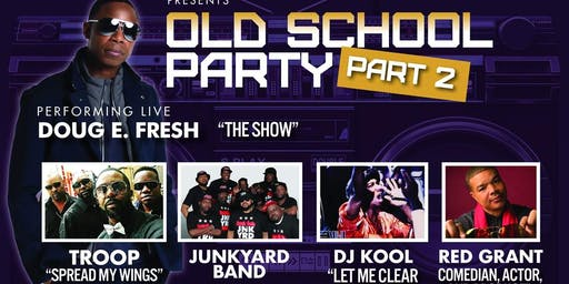 OLD SCHOOL PARTY PART 2