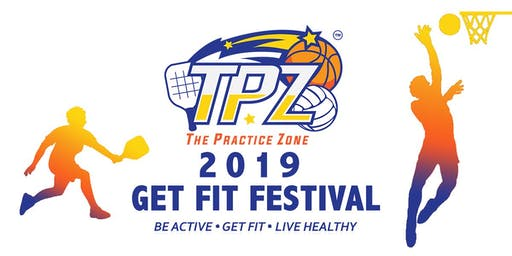 2nd Annual get Fit Fest