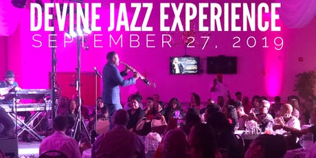 Devine Jazz Experience September 2019 tickets