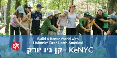 Habonim Dror North America - KeNYC: Year-Round Educational Program