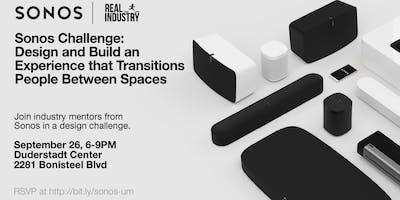 Real Industry x Sonos: University of Michigan