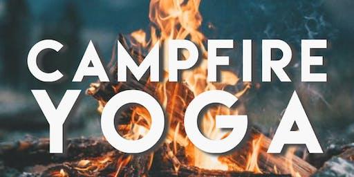 Campfire Yoga