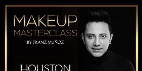 Makeup By Franz Masterclass Houston tickets