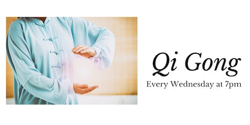 Qi Gong with Bennett