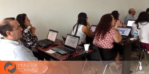 Auditorias del SAT con CFDI 3.3, REP y CFDI de Nóminas CDMX