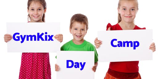 GymKix Day Camp   CCISD   September 30th