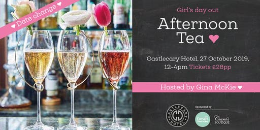 Girls Day Out Afternoon Tea
