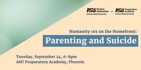 Humanity 101 on the Homefront: Parenting and Suicide tickets
