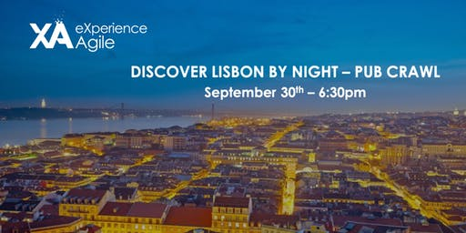 Discover Lisbon by Night - Pub Crawl @XA19