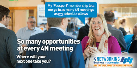 Lunch Networking in Oxford tickets