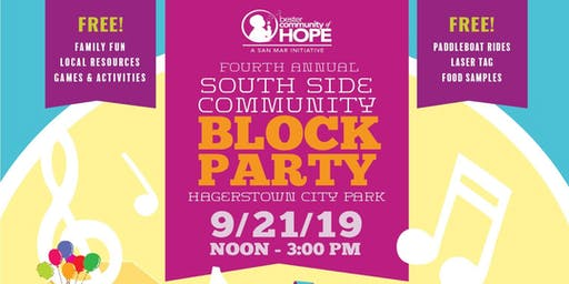 4th Annual South Side Community Block Party