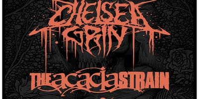 Chelsea Grin - The Eternal Nightmare Tour