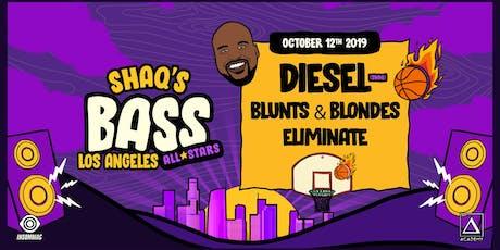 DJ Diesel (Shaq) tickets
