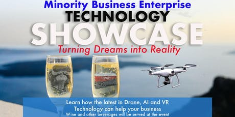 Minority Business Enterprise Technology Showcase tickets