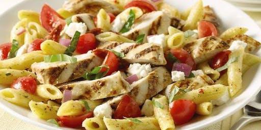 Bistro Chicken Pasta Salad: Mission Impastable