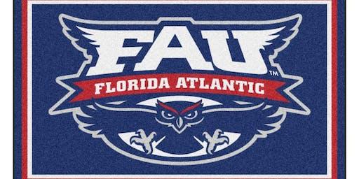 Florida Atlantic University - College Visit to DHS (JUNIORS & SENIORS)