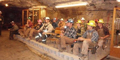 Tour Edgar Mine
