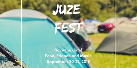 Juze Fest tickets