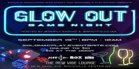Glow Out: Game Night tickets