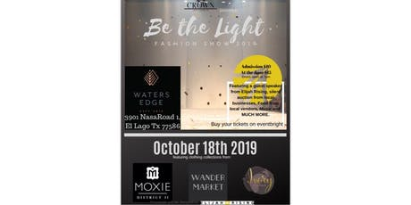 Be the Light Fashion Show 2019 tickets