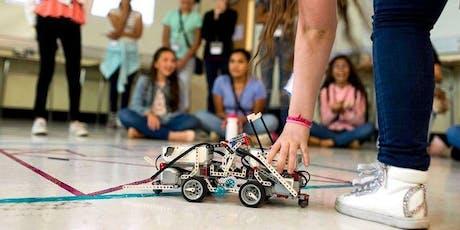 Coding & Robotics Camp tickets