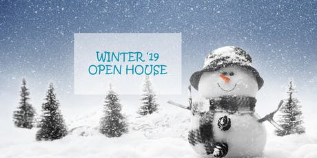 December Open House tickets