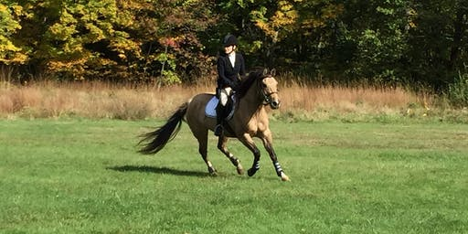 Putnam Horse Council's Fall Hunter Pace