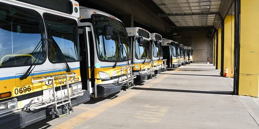 MBTA Bus Technician Open House