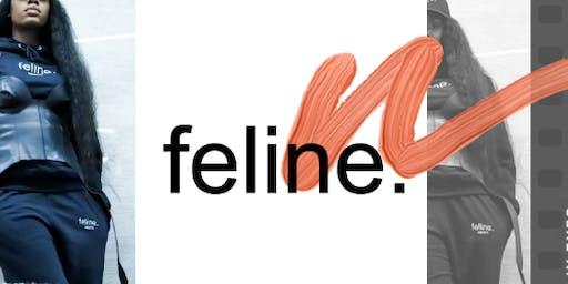 """""""Unleash Le Feline."""" A/W x Resort '19   A Live Collection Preview"""
