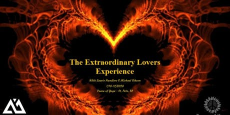 Extraordinary Lovers Weekend: A Couple's Experience tickets