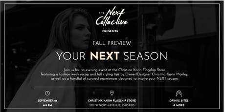 The Next Collective Fall Preview Event tickets