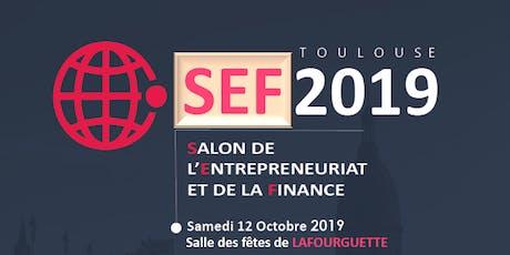 Salon de l'Entrepreneuriat et de la Finance billets