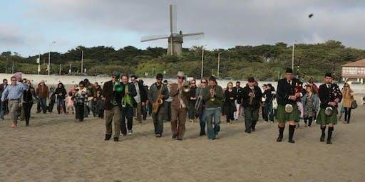 Ctrl + Alt + Del: Tashlique at Ocean Beach