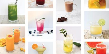 Mocktail Tasting tickets