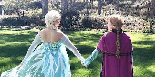 Meet Anna from Frozen at Kids EveryWEAR Consignment Sale