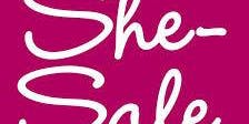She-Sale Quality Consignment Event, for Ladies, Juniors, Maternity and Home Décor