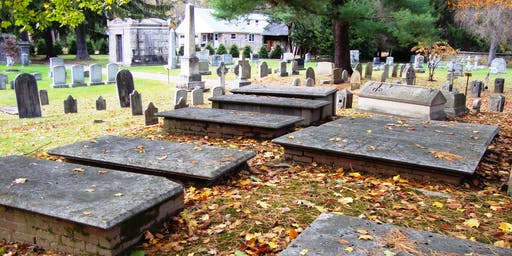 St. James' Historic Graveyard Tours 2019