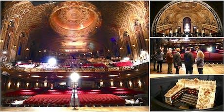 "Behind-the-Scenes Exploration @ Loew's Jersey ""Wonder Theatre"" tickets"