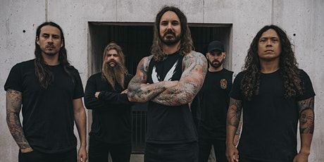 As I Lay Dying Shaped By Fire Tour Powered By Heart Support tickets