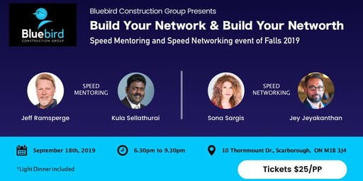 Build Your Network & Build Your Networth