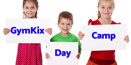 GymKix Day Camp | LISD | October 21st tickets