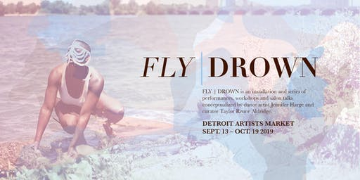 FLY / DROWN - Performance by Jennifer Harge