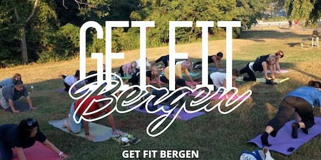 Get Fit Bergen - YOGA IN THE PARK Tickets, Mon, Sep 23, 2019