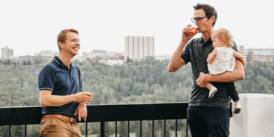 Hops&Pops:  hikes, pints, bonfires, play for dads and kids