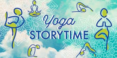 Yoga Storytime tickets