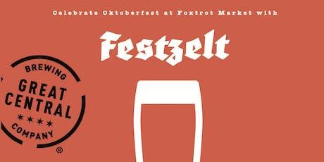 Foxtrot x Great Central Oktoberfest tickets